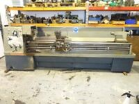 LATHE 21 X 100 X GAP BED CENTRE LATHE