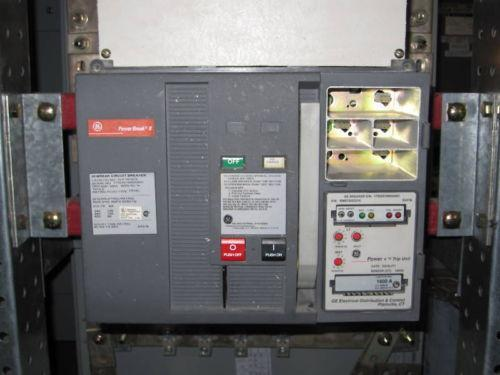 ge power break  circuit breakers