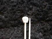 Size 13 Knitting Needles