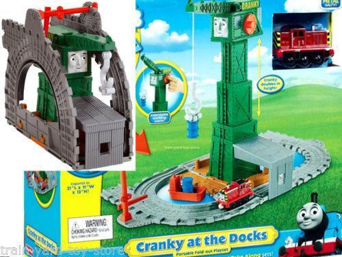 thomas the tank engine take n play sets ebay. Black Bedroom Furniture Sets. Home Design Ideas