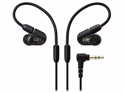 Audio Technica ATH-E50 Profesional Internos Monitor Auriculares Nuevo De Japón