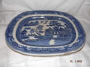 Antique Meat Plate