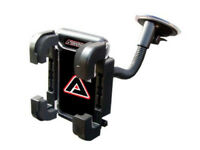 New.Advanced Accessories Grip-It Windscreen Holder with Photo Slot for Mobile Phones