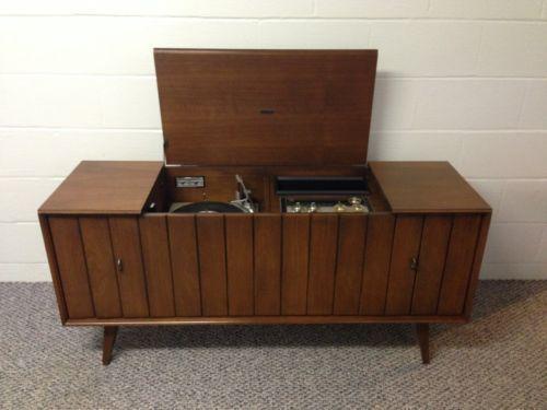 Vintage Record Player | eBay