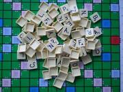 Spare Scrabble Tiles