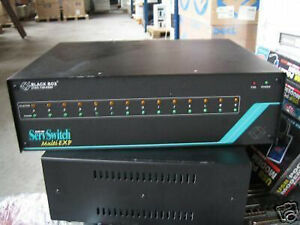 Black-Box-ServSwitch-Multi-Exp-KVM-SWITCH-LOADED