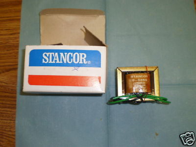 Stancor Model P-6469 Control Power Transformer. New Old Stock