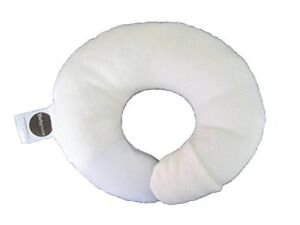 Babymoon Pod Pillow For Flat Head Syndrome & Neck Support - Ivory NEW