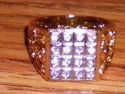 Mens Gold Filled Rings