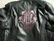 Ladies Harley Davidson Leather Jacket