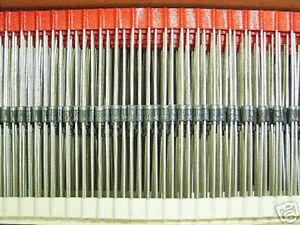 100 x  HOCHSPANNUNGSDIODE BY133  1300V  1A   TOP NEU