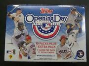 Topps Opening Day Box