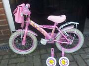 Girls Bike 14