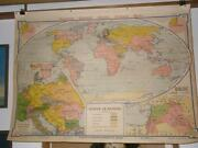 Denoyer Geppert Map
