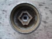 Toyota Locking Wheel Nut Key