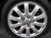 Jaguar x Type Rims