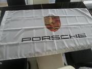 Porsche Fahne