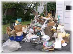 JUNK REMOVAL ** BEFORE THE SNOW  Peterborough Peterborough Area image 1