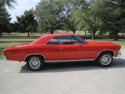 1966 Chevrolet Chevelle Ebay