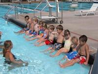 FUN, PRIVATE SWIMMING LESSONS!