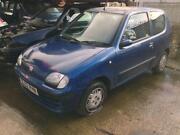 Fiat Seicento Parts