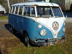 Looking for a VW bus