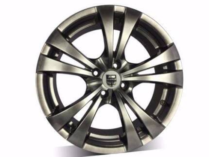 1X 17 INCH Wheel For SUBARU WRX, LIBERTY AND AUDI A3!!!