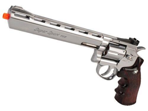 """WinGun 8"""" Series Full Metal CO2 Airsoft Gun"""