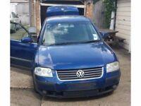 2001 VW Passat 1.8 turbo windscreen wiper motor and mechanism (breaking)