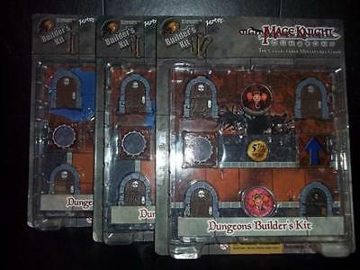 Dungeon & Dragons Mage Knight: Dungeons Builders Kit, HeroClix D&D Tiles Map  ()