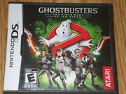 Nintendo DS Ghostbusters