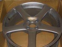7.5 x 18 Alloy Wheel Kahn RSR USED Single Wheel 4 stud 100 ET45