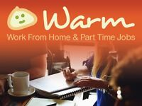 Warm - Paid Research for Focus Groups, Product Testing, Opinion Panels & More (Part Time)