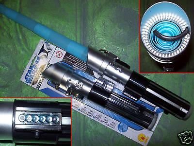 ERSCHWERT blau LICHTSCHWERT Star Wars LEUCHTSCHWERT mi.LICHT (Disney Princess Artikel)