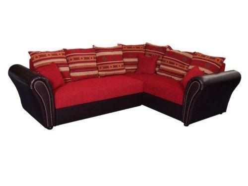 sofa kolonial sofas ebay. Black Bedroom Furniture Sets. Home Design Ideas