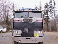 1977 White Freightliner Cabover FOR SALE  NEW PRICE