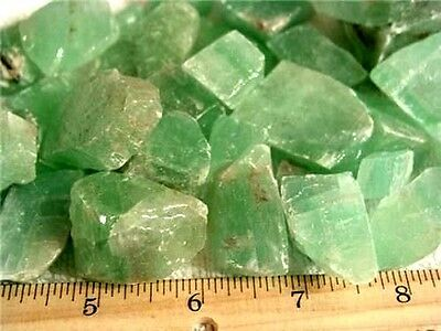 Calcite Blue Green Aqua All Natural Mine Rough Crystal Mexico 1 Pound Lots