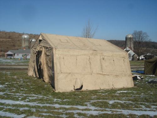 Military Tent Ebay