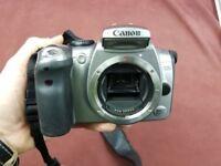 Canon DSLR 300D body