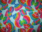 Tie Dye Blankets/Throws Craft Fabrics