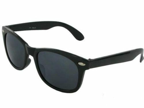 Viper Nerd-Brille Damen Herren Sonnenbrille, Atzen Blues Brothers Retro Schwarz