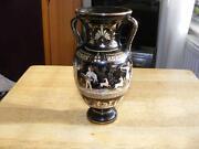 Handmade 24K Gold Vase