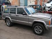Jeep Cherokee Breaking