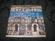 LED Zeppelin Physical Graffiti LP