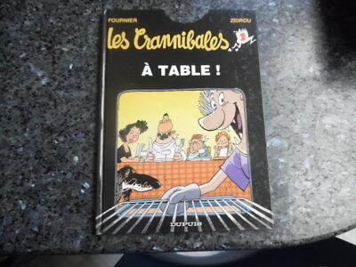 belle eo les crannibales a table