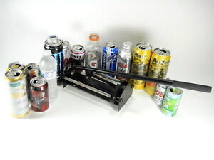 CAN CRUSHER -MasterCrush-Aluminum-Can-Crusher-Beer-Soda-Pop- FREE SHIPPING