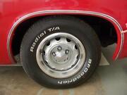 Wheel Opening Molding