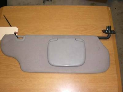 FORD WINDSTAR  SUN VISOR W-MIRROR PASSENGER SIDE RH
