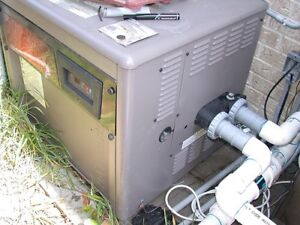 Pool heater repair FAST service all makes and models!