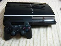 I sell playstation 3 with 5 games